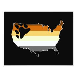 US Bear Pride Card