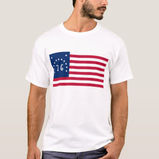 US Bennington Flag T Shirt