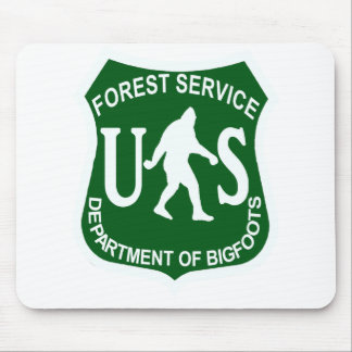 US Bigfoot Service Mouse Pad
