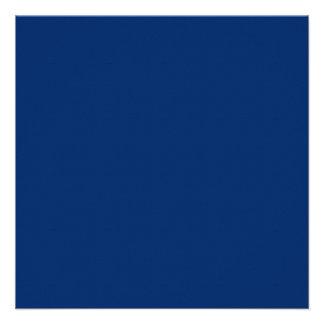US Blue Custom Invitation