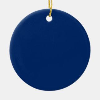US Blue Ornament