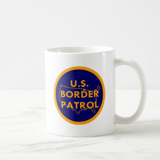 US Border Patrol  #2002 Coffee Mug