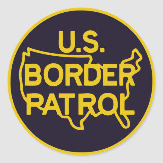 US Border Patrol Seal