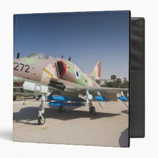 US-built A-4 Skyhawk fighter Binder