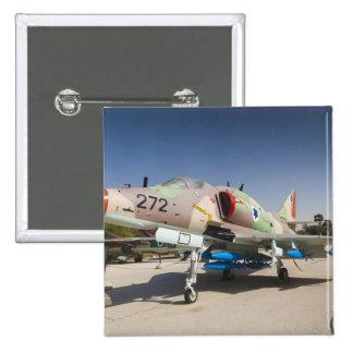 US-built A-4 Skyhawk fighter Pins
