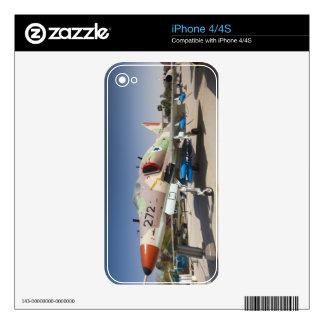 US-built A-4 Skyhawk fighter iPhone 4 Decal
