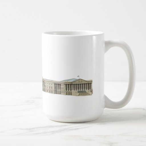 US Capital Building: Washington DC Mugs