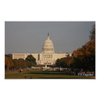 US Capital poster