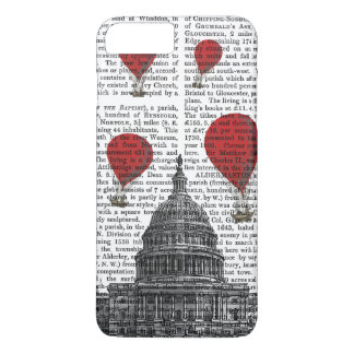 US Capitol Building and Red Hot Air Balloons iPhone 7 Plus Case