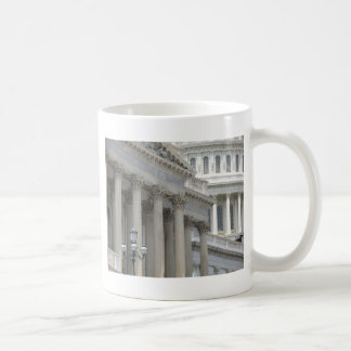 us capitol building architecture coffee mug