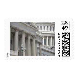 us capitol building architecture postage