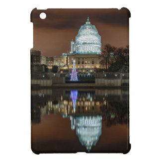 US Capitol Building at Night iPad Mini Cases