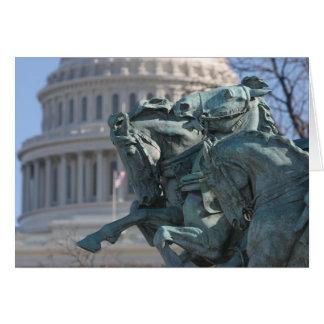 US Capitol Building Card