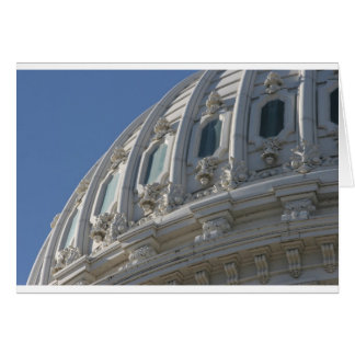 US Capitol Building dome Card