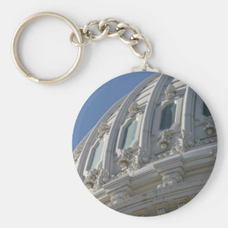 US Capitol Building dome Keychain