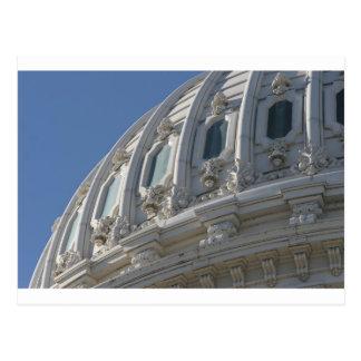 US Capitol Building dome Postcard