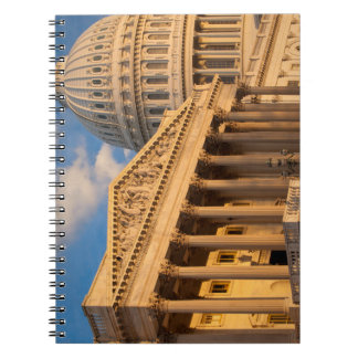 US Capitol Building Spiral Notebooks