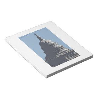 US Capitol Building Notepad