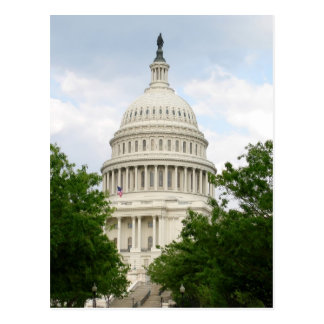 US Capitol Building Postcard