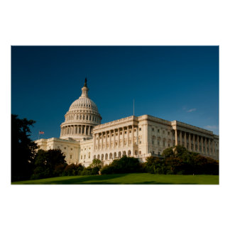 US Capitol Building Posters