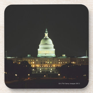 US Capitol Building, United States Congress, Beverage Coasters