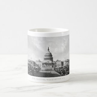 US Capitol Building Washington DC Coffee Mug