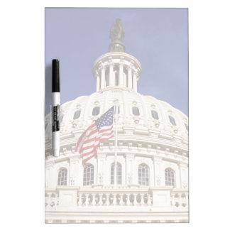 US capitol building, Washington DC Dry-Erase Board