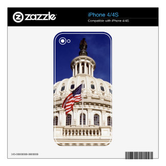 US capitol building, Washington DC iPhone 4S Skins