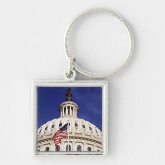 US capitol building, Washington DC Keychain
