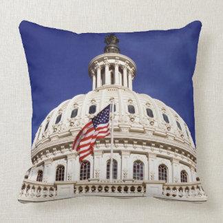US capitol building, Washington DC Pillows