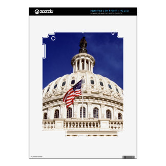 US capitol building, Washington DC Skin For iPad 3