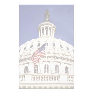 US capitol building, Washington DC Stationery