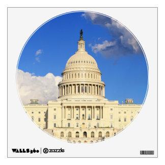 US Capitol Building, Washington DC, USA Room Decal