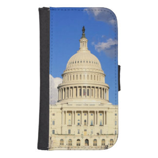 US Capitol Building, Washington DC, USA Wallet Phone Case For Samsung Galaxy S4