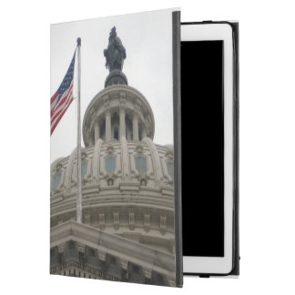 "US Capitol Building with American Flag - East iPad Pro 12.9"" Case"