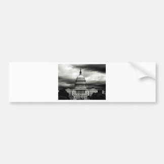 us capitol bumper sticker