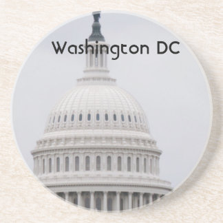 US Capitol Drink Coaster