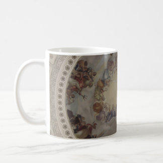 US Capitol Dome Classic White Coffee Mug