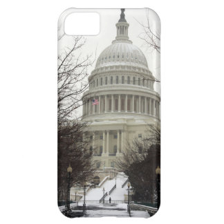 US Capitol in Snow Case For iPhone 5C