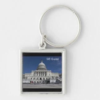 US Capitol Keychain