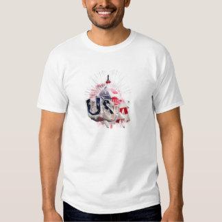 US CAPITOL TEE SHIRT