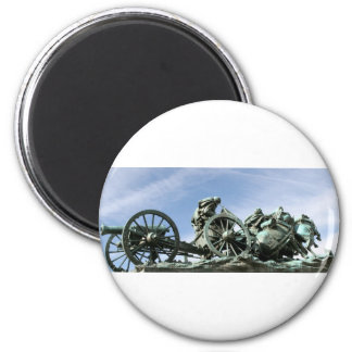 US Capitol Ulysses S Grant Memorial 2 Inch Round Magnet