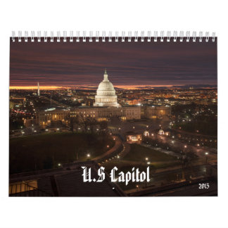 US Capitol (Washington DC)Calender 2015 Calendar