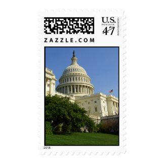 US Capitol Washington DC Postage Stamp