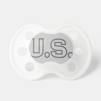 US Cavalry Baby Pacifiers