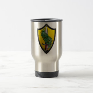 US Central Command 15 Oz Stainless Steel Travel Mug