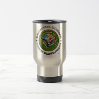 US Central Command – OEF-A Travel Mug