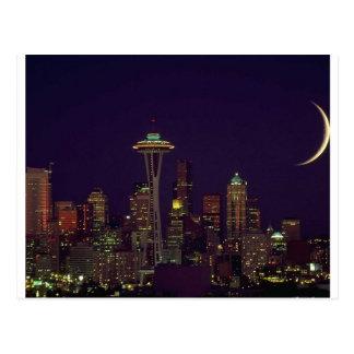 US Cities 01 Postcard