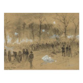 US Civil War: Missionary Ridge, Tenn Postcard