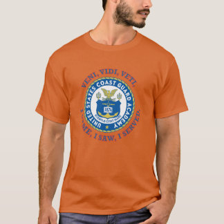 US Coast Guard Academy T-Shirt